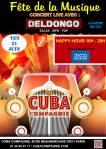 fete de la musique Cuba Compagnie Deldongo- salsanewz